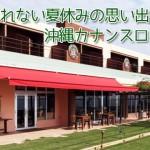 忘れられない夏休みの思い出を作ろう!沖縄カナンスローファーム