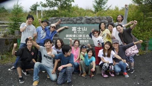 SHOP富士山での祈り会