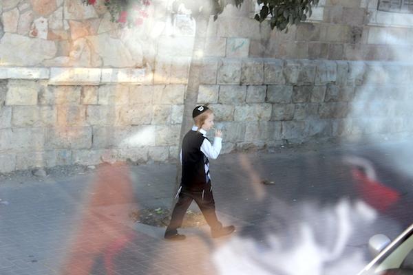 ユダヤ人の子ども